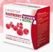 Comanda de aici Lipostop Raspberry pt slabit