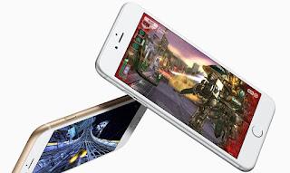 processore iphone 6s