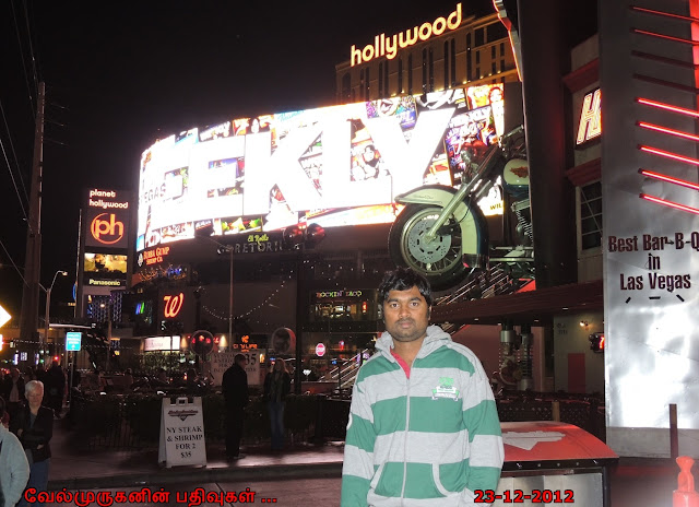 Vegas - Planet Hollywood