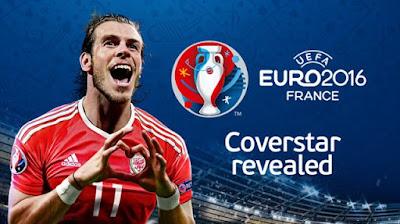 Gareth Bale estará na capa do PES EURO 2016
