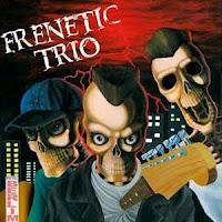 Primeiro álbum da banda Frenetic Trio de Londrina