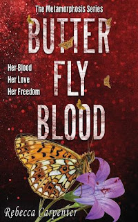 Butterfly Blood book cover