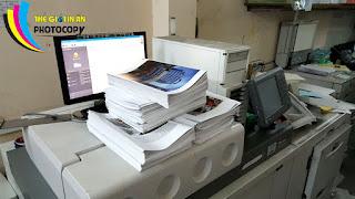 Sử dụng giấy máy photocopy hiệu quả