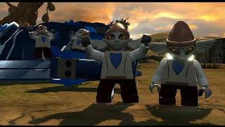 LEGO Star Wars III: The Clone Wars (X-BOX360) 2011