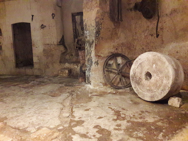ipogeo san domenico castellaneta sotterranea