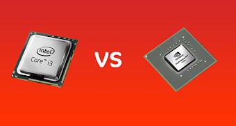 ما هو الفرق بين وحدة المعالجة المركزية (CPU) ووحدة معالجة الرسوميات (GPU) ؟