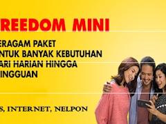 Cara Daftar Paket 'Freedom Mini' Indosat Ooredoo
