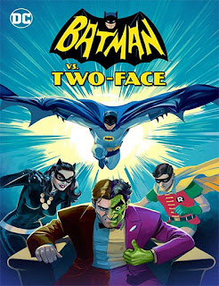 Batman Vs. Two-face (2017)