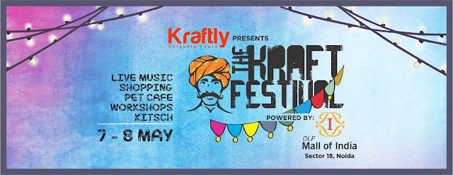 Noida Diary: The Kraft Festival at DLF Mall of India in Noida