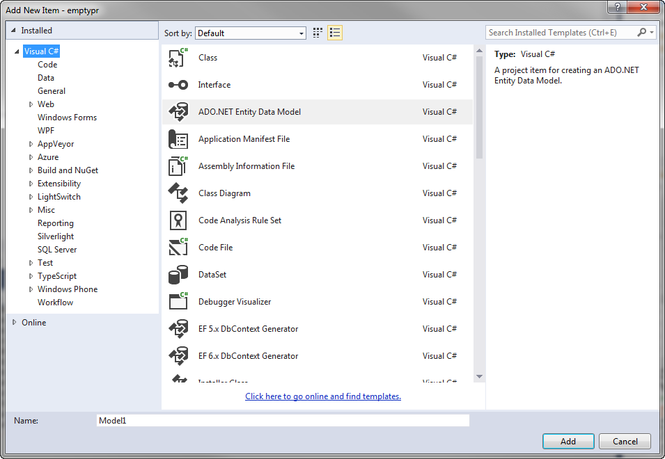 All About Sharepoint: Entity Framework Code First Approach