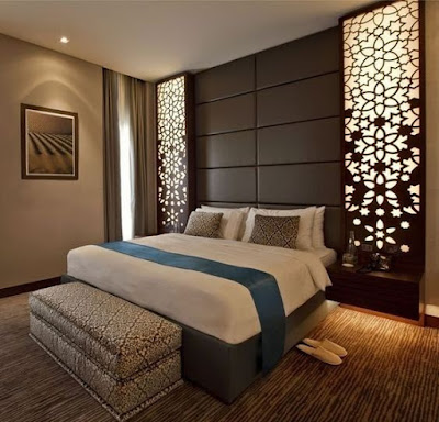 modern bedroom wall decoration ideas bed wall design trends 2019