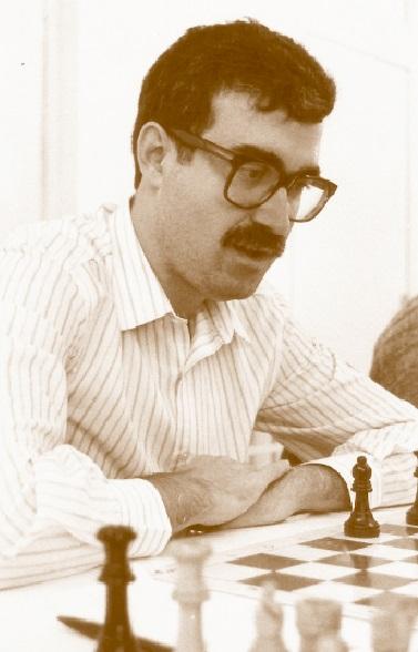 El ajedrecista Joan Casals i Potrony