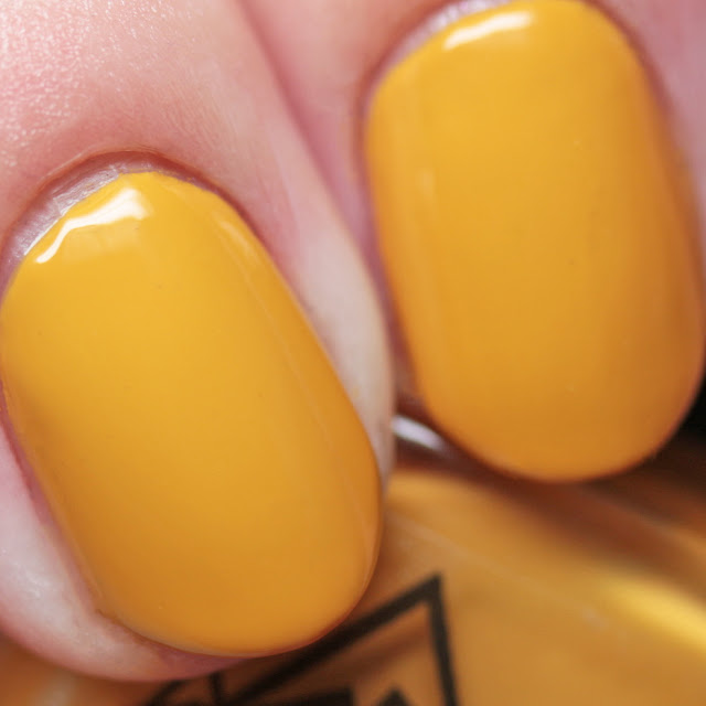 3 Oh! 7 Nail Lacquer Hello Gourd-geous