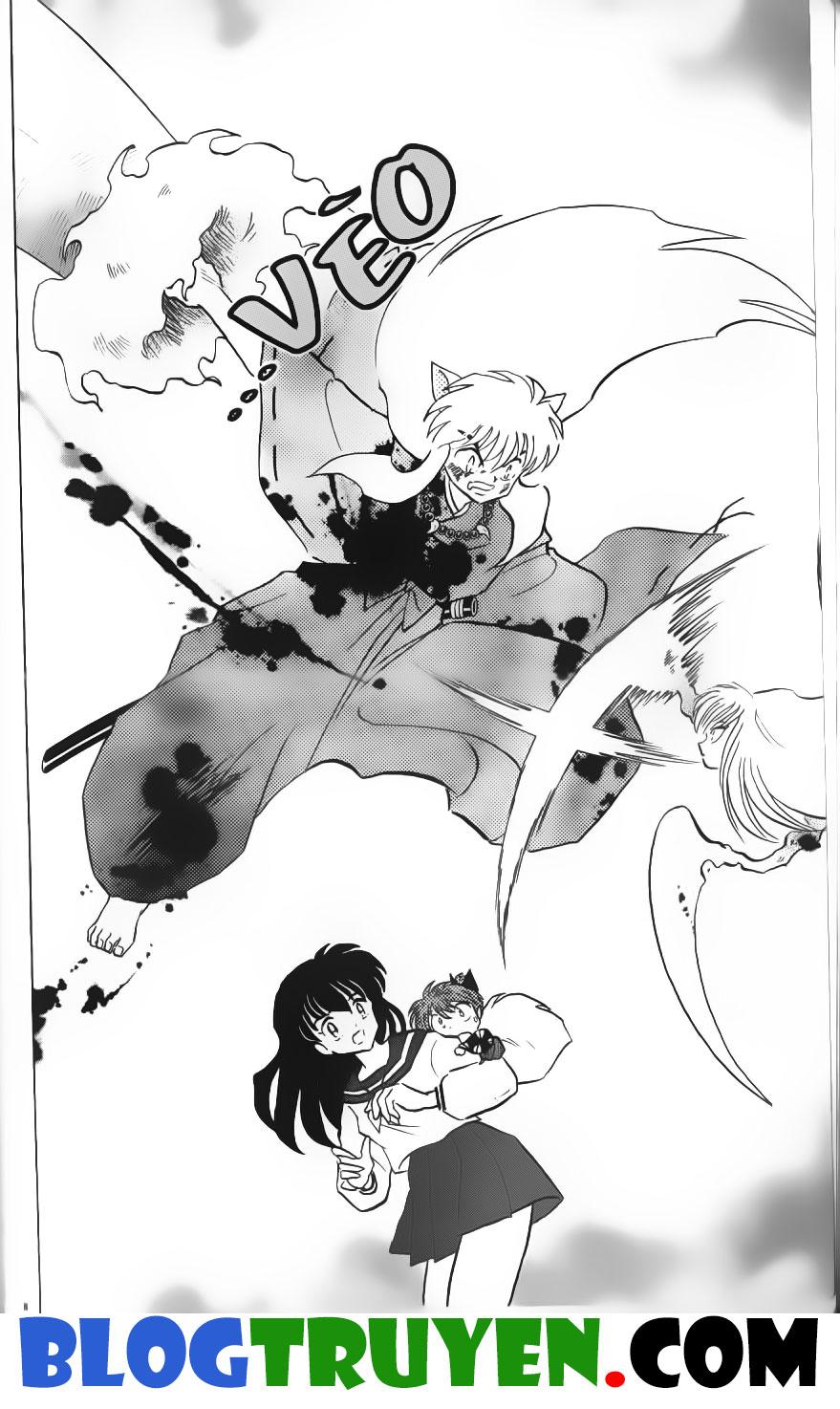 Inuyasha vol 18.1 trang 7