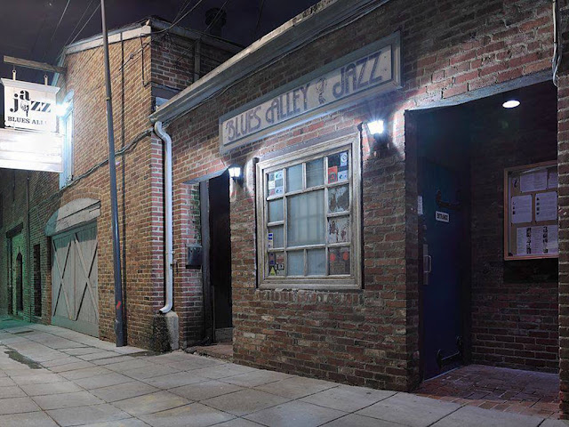 gc pro, live sound, blues alley, installation
