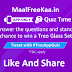 Quiz Time Answer & Win a Treo Glass Set (Answer Added)
