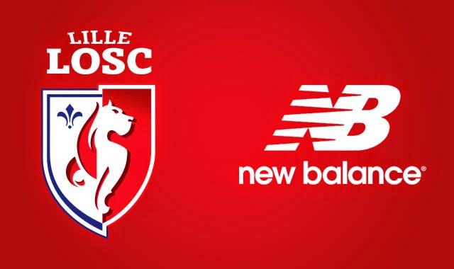 New Balance le quita el Lille a Nike