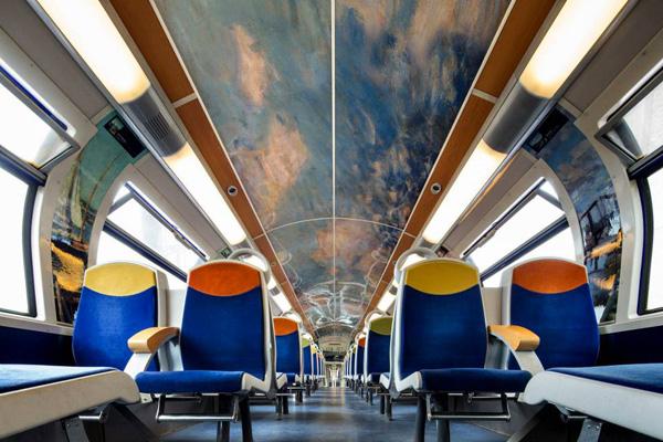 treno degli impressionisti