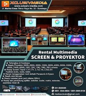 Memilih Rental Screen dan Proyektor Terbaik