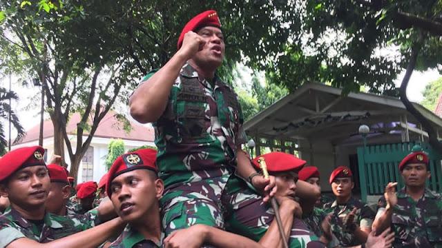 HUT ke-66 Kopassus, Gatot Kenang Perjuangan Jadi Prajurit Komando