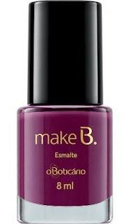 Make B. Modern Asia Esmalte Gel Like Grenat Glam