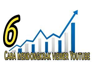Berikut ini cara untuk menambah jumlah view video Youtube
