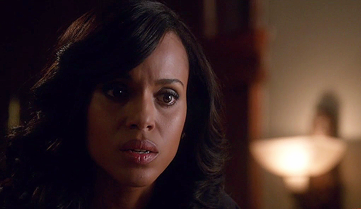 """Scandal - Pencils Down - Review: """"Straddling the Fence"""""""