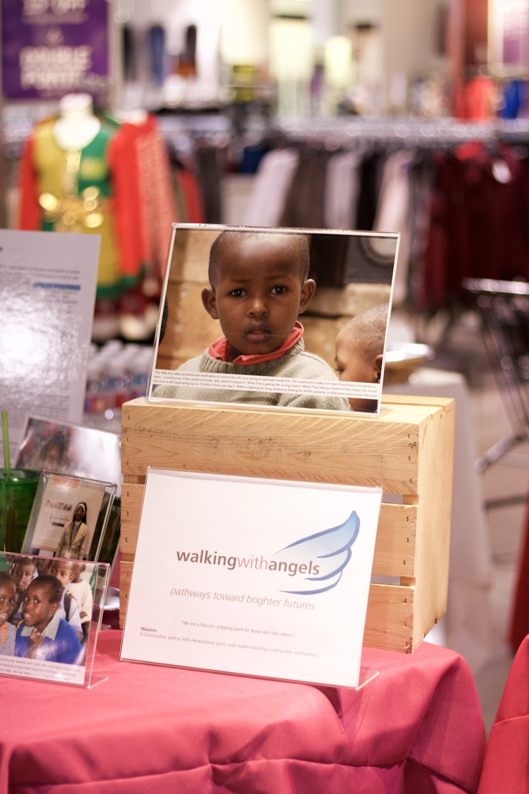 Walking With Angels local charity