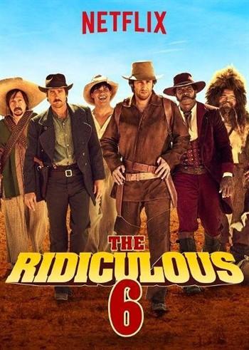 The Ridiculous 6 (2015) หกโคบาลบ้า ซ่าระห่ำเมือง