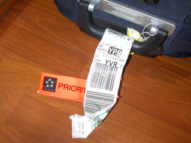 Newark Airport Luggage Tags