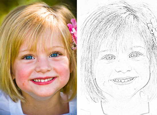 Turn Your Kids Photos Into Coloring Pages I Just Love All The Great Ideas Can Get From Others By Viewing Their Boards On Pinterest