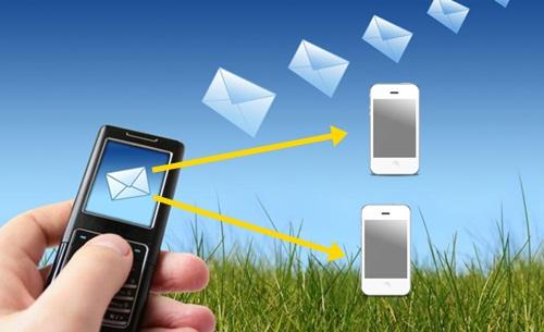 mengalihkan sms di android