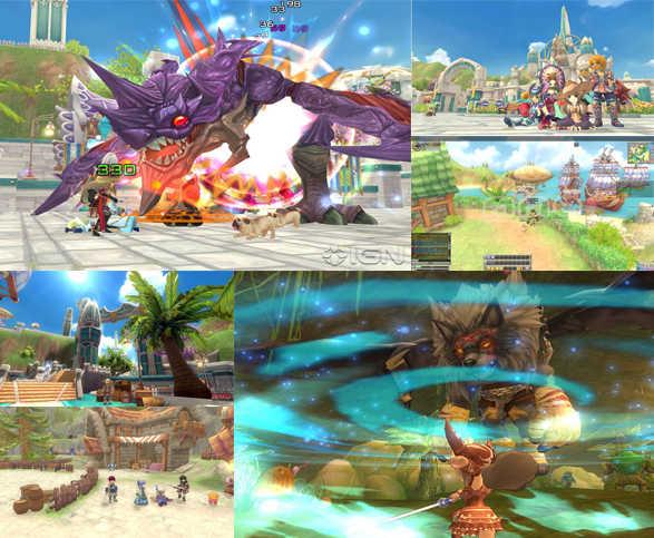 mmorpg online multiplayer 3d