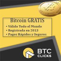 BtcClicks Gana Bitcoin Por Internet