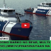 Philippine-made 50.5-meter Multi-mission Offshore Vessels (MMOV)