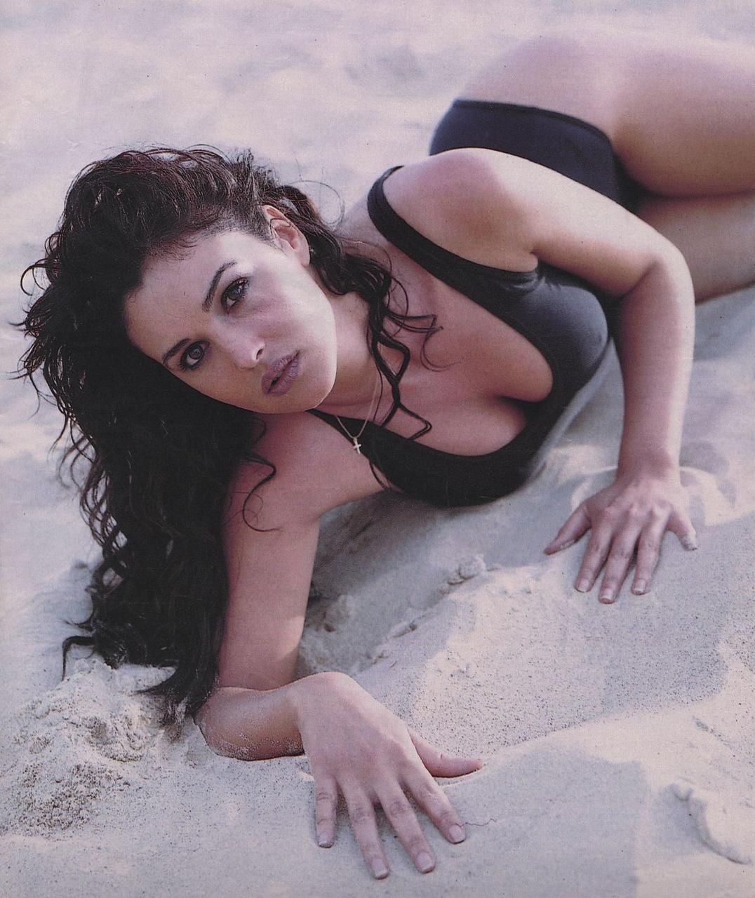 Monica Bellucci Nude Porn