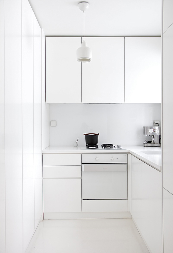 DESIGN TREND: Handle free kitchen cabinets | Time of the Aquarius