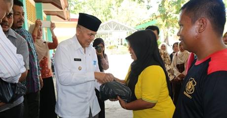 Wawako Emzalmi Apresiasi Alumni FDIK UIN IB Padang