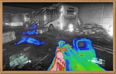 Crysis 2 Games Screenshots