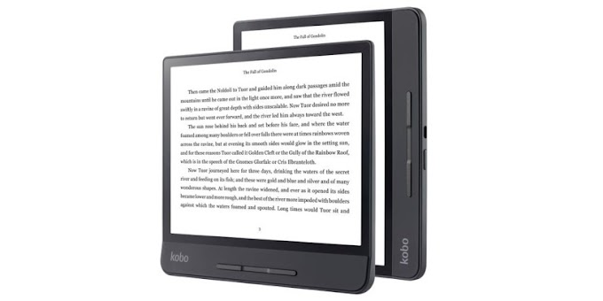 Rakuten Kobo Forma announced, a stylish, feature-packed e-reader for $280