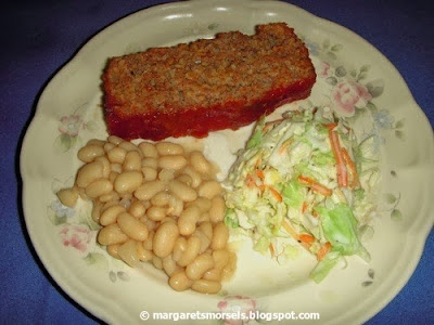 Sweet and Sour Meat Loaf | Margaret's Morsels