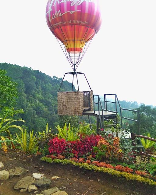 ranggon hills balon udara