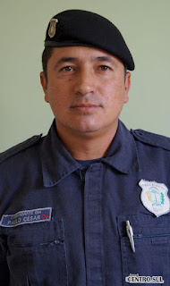Paulo Cesar Sabatoviski é o novo comandante da Guarda Municipal de Irati (PR)