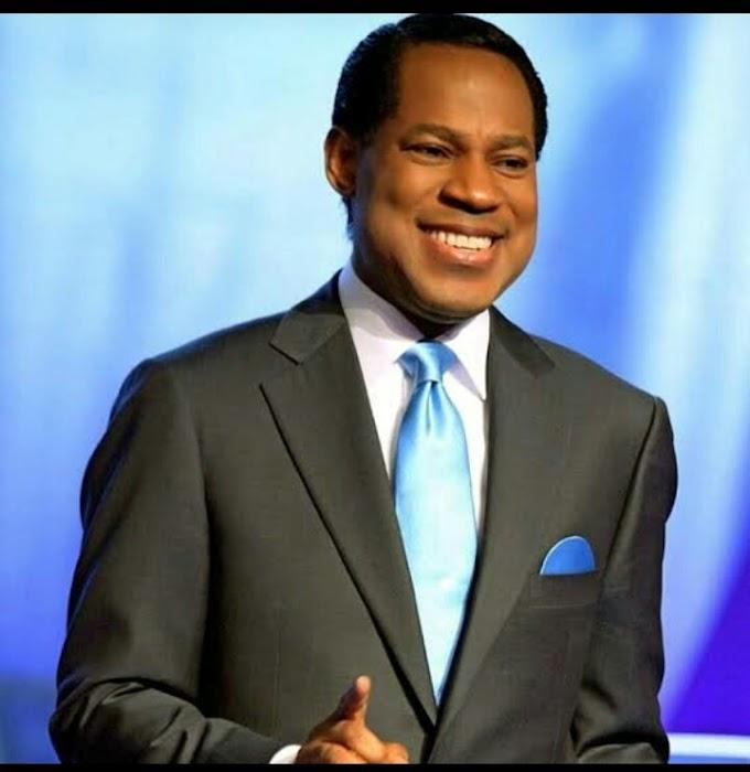 Happy Birthday Pastor Chris Oyakhilome