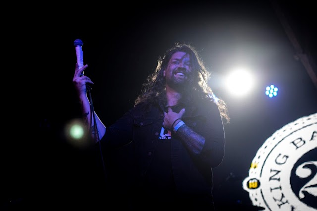 Taking Back Sunday faz show em São Paulo celebrando 20 anos de banda