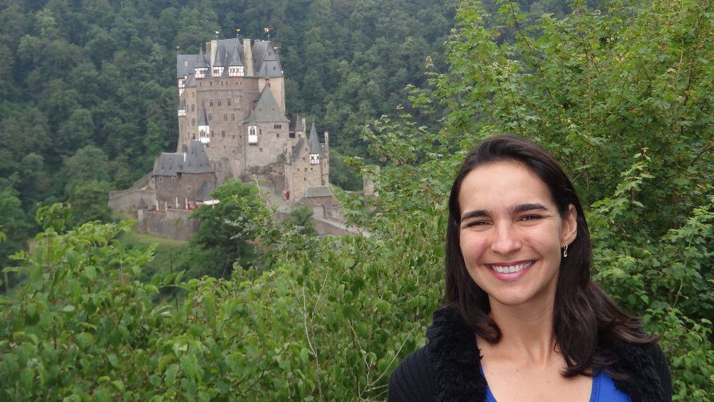 Burg Eltz, um castelo medieval na Alemanha