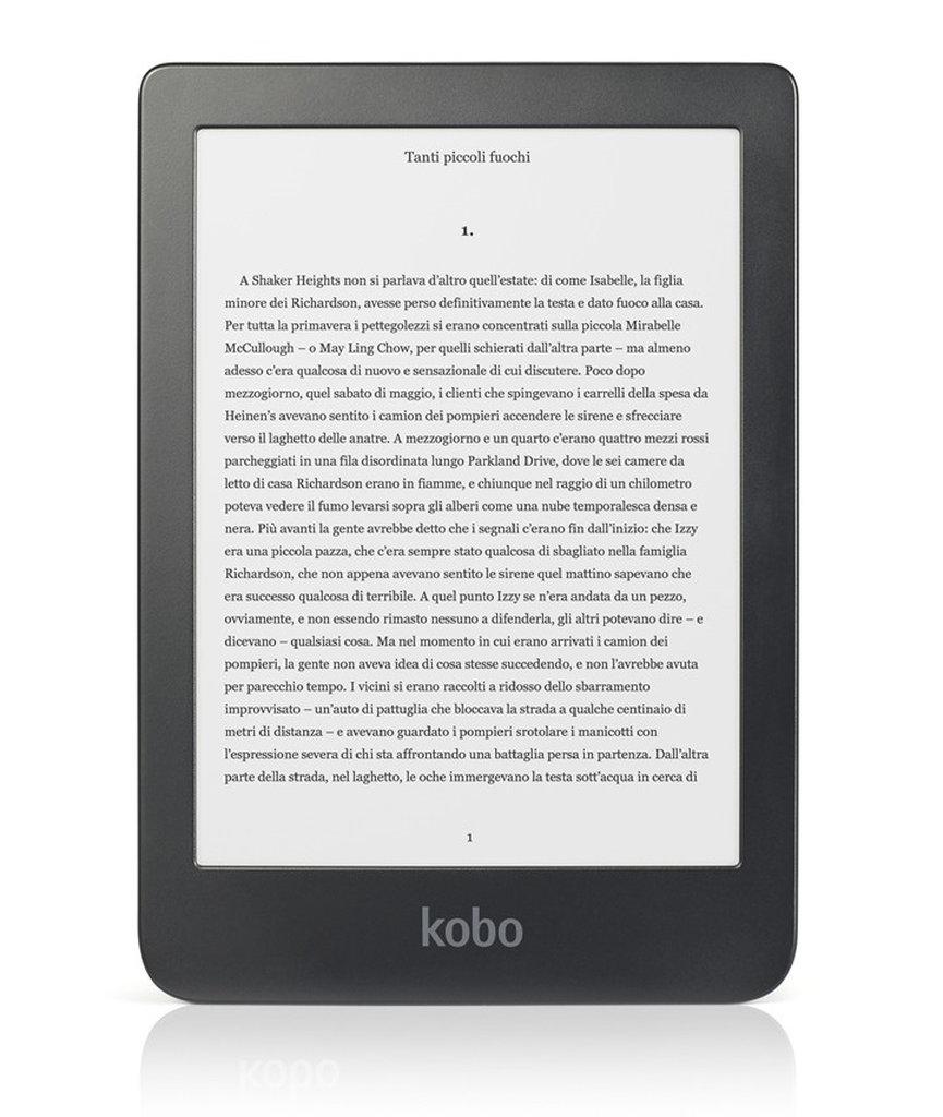 czytnik e-booków Kobo Clara HD