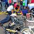 Motociclista, atropella a una mujer en paso peatonal de Estelí.