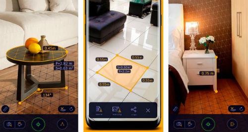 تحميل تطبيق قياس المسافات 2019 AR Ruler App للاندرويد اخر اصدار