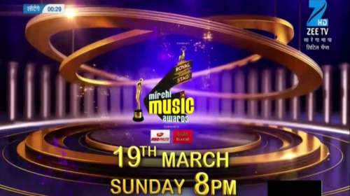 Mirchi Music Awards 18th March 2018 500MB HDTV 480p
